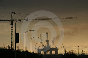Industry Royalty Free Stock Image - Image: 4252786