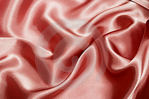 Fabric satin texture Royalty Free Stock Photo