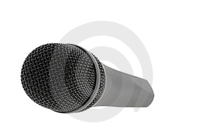 Microphone Royalty Free Stock Images - Image: 4283109