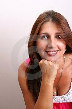 Modelo Adulto Imagem de Stock Royalty Free - Imagem: 4290516