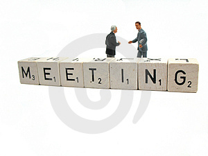 Meeting Stock Photos