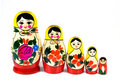 Matreshka family free stock image