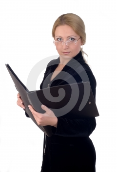 Business Woman Royalty Free Stock Photos - Image: 437488