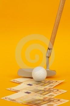 Minigolf Fotografia Stock - Immagine: 438652