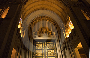 Grade Cathedral Royalty Free Stock Photography - Image: 4301047