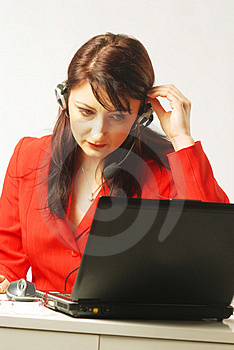 Operator Stock Images - Image: 4305674