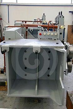Machinery Stock Image - Image: 4306361