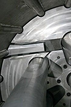 Machinery Royalty Free Stock Photography - Image: 4306917