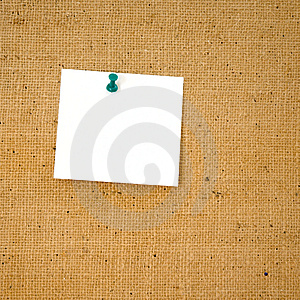 Write your own message on it! Royalty Free Stock Photos