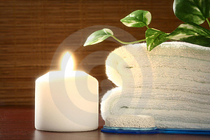 Spa to relax Free Stock Images