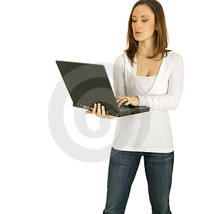 Computer Geek Stock Images