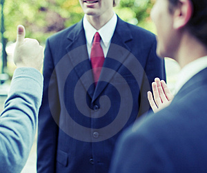 Businessmen Free Stock Photography