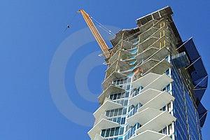 Futuristic Building Royalty Free Stock Photo - Image: 4326245
