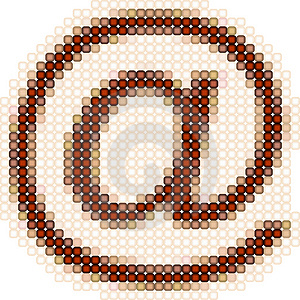 Email Symbol Royalty Free Stock Images - Image: 4331209