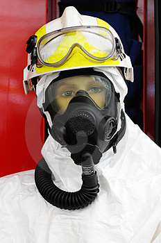 Fireman Mannequin Stock Image - Image: 4332611