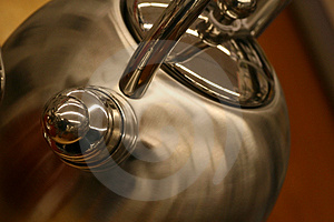 Cozy Tea Kettle Royalty Free Stock Photos - Image: 4344478