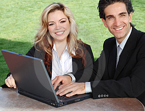 Business team Free Stock Photography