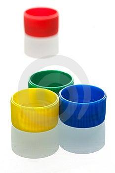 Bottle Tops Stock Image - Image: 4349911