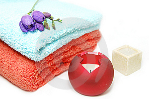 Spa Relaxation Stock Photos - Image: 4357513