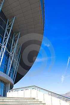 Modern Urban Building Exterior Royalty Free Stock Photos - Image: 4358478