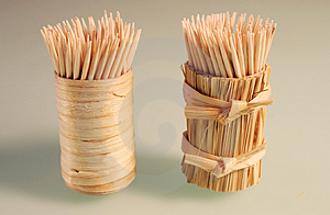 Toothpicks Royalty Free Stock Image - Image: 4360896