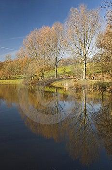 Rijswijk Park Royalty Free Stock Image - Image: 4362016