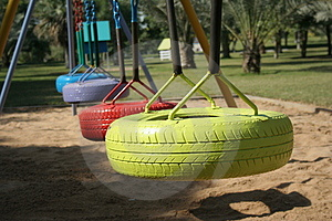 Play Area Royalty Free Stock Images - Image: 4362699