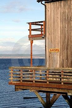 Coastal Sale Royalty Free Stock Images - Image: 4362999