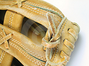 Baseball Mitt Stock Photography - Image: 4365102