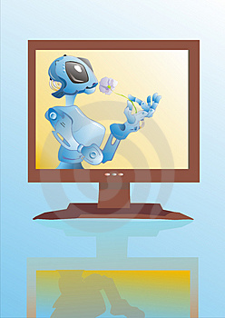 New Technologies Royalty Free Stock Photo - Image: 4368175