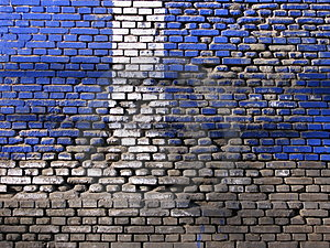 Wall Of Brick Stock Images - Image: 4372114