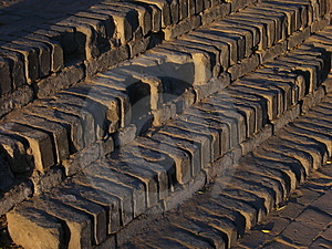 Step Of Brick Stock Photography - Image: 4372262