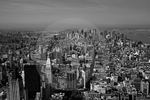 New York Skyline Free Stock Photos