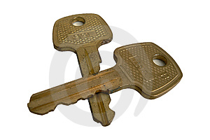Old Keys Stock Photos - Image: 4374793