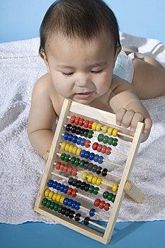 Mathematics Genius Royalty Free Stock Images - Image: 4382429