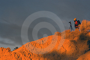 Fellow Photographer Stock Photos - Image: 4386323