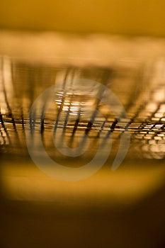 Lampan Skuggar Arkivbild - Bild: 4386892
