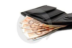 Fifty Euro Banknotes Royalty Free Stock Image - Image: 4388866