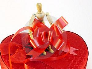 Ribbons And Bows Stock Images - Image: 4388894