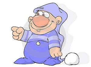 Dwarf Royalty Free Stock Image - Image: 4388916