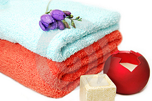 Spa Relaxation Royalty Free Stock Photo - Image: 4388925