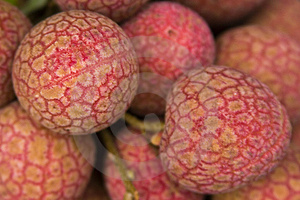 Lychees Royalty Free Stock Photography - Image: 4389367