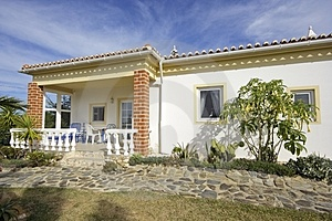 Countryhouse In Portugal Stock Images - Image: 4391484
