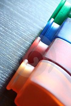 Bottles Royalty Free Stock Photo - Image: 4392625