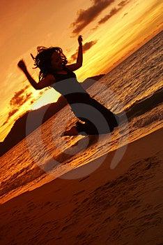 Celebration - Sunset Royalty Free Stock Photos - Image: 4396038