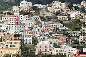 Positano Stock Images - Image: 4397564