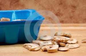 Mushrooms Royalty Free Stock Images - Image: 445689