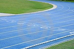 Abstrakcjonistyczny Sportowy ślad Zdjęcia Royalty Free - Obraz: 4407108
