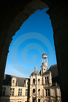Chambord Castle  Stock Photos - Image: 4423153