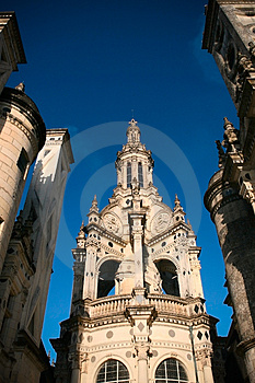 Chambord Castle 3 Royalty Free Stock Photo - Image: 4427665